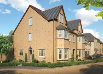 "Thumbnail 3 bed property for sale in ""The Kimble"" at Hitchin Road, Stotfold, Hitchin"