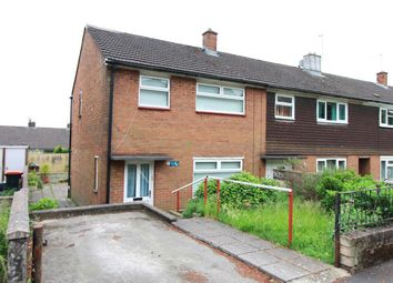 Thumbnail 2 bed end terrace house for sale in Caesar Crescent, Caerleon, Newport