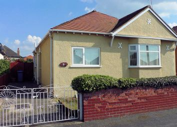 Thumbnail 2 bed detached bungalow for sale in St. Margarets Avenue, Prestatyn