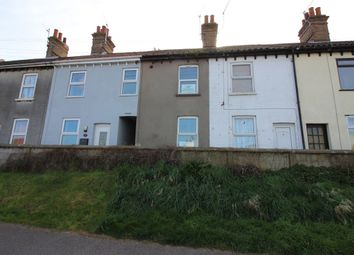 Thumbnail 2 bed terraced house for sale in Turners Cottages, St. Johns Road, Lowestoft