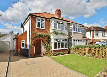 Thumbnail 3 bed semi-detached house for sale in Beresford Avenue, Surbiton, Surrey