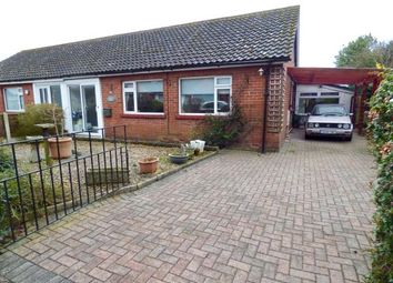 Thumbnail 3 bed semi-detached bungalow for sale in Millcroft, Carlisle, Cumbria
