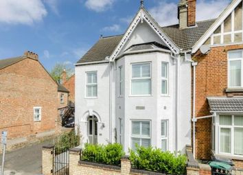 Thumbnail 6 bedroom semi-detached house for sale in Castle Road, Bedford, Bedfordshire