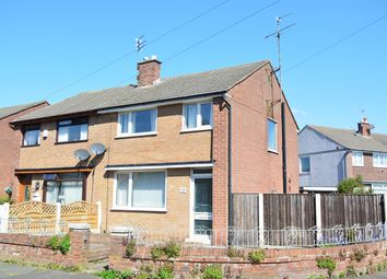 Thumbnail 3 bed semi-detached house for sale in Meanwood Avenue, Marton, Blackpool