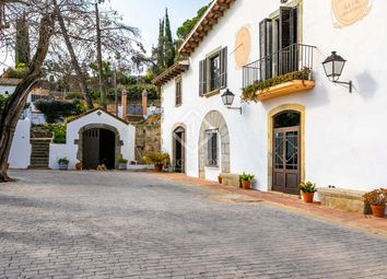 Thumbnail Country house for sale in Spain, Barcelona, Maresme Coast, Cabrils, Mrs23435
