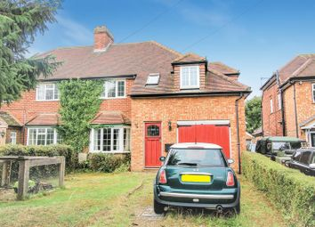 Thumbnail 4 bed semi-detached house for sale in Shootacre Lane, Princes Risborough