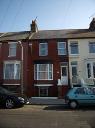 Thumbnail 1 bed flat to rent in Durban Road, Margate