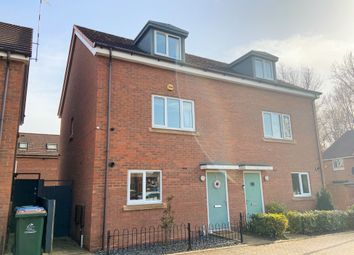 Thumbnail 3 bed semi-detached house for sale in Melody Close, Coventry