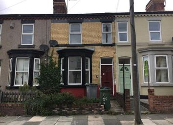 Thumbnail 2 bed terraced house for sale in 46 Lucerne Road, Wallasey, Merseyside