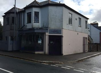 Thumbnail Commercial property for sale in Saltash, Cornwall