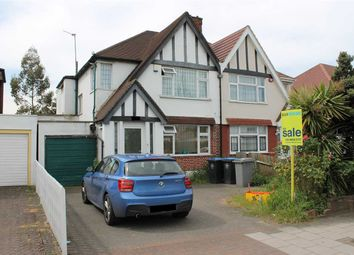 Thumbnail Semi-detached house for sale in Kenton Road, Harrow