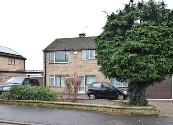 Thumbnail 3 bed detached house for sale in The Delves, Swanwick, Alfreton, Derbyshire