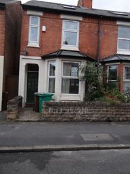 Thumbnail 5 bed terraced house to rent in Bute Avenue, Lenton, Nottingham