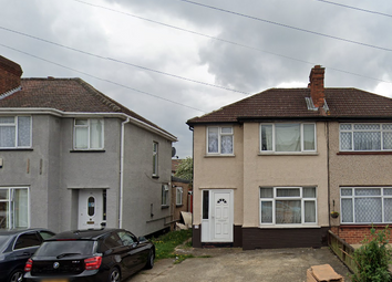 Thumbnail 5 bed semi-detached house to rent in Leven Way, Hayes, London