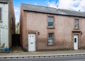 Thumbnail 3 bed end terrace house for sale in The Cottage, Warwick Bridge, Carlisle, Cumbria