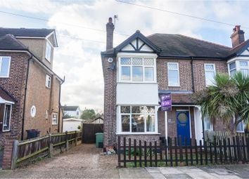 Thumbnail 3 bed semi-detached house for sale in Sunningdale Road, Bromley
