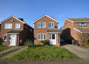 Thumbnail 3 bed detached house to rent in Oleander Crescent, Cherry Lodge, Northampton