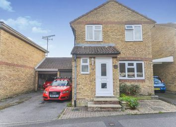 Thumbnail 3 bed link-detached house for sale in Evans Road, Willesborough, Ashford, Kent