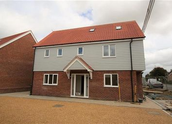 Thumbnail 5 bed detached house for sale in The Squires, Bury Road, Kentford