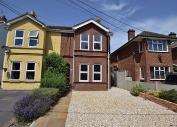 Thumbnail 3 bed semi-detached house to rent in Gore Road, New Milton