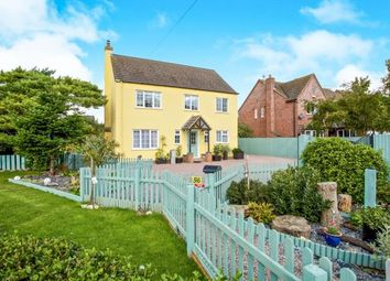 Thumbnail 5 bedroom detached house for sale in Manea, March, Cambridgeshire