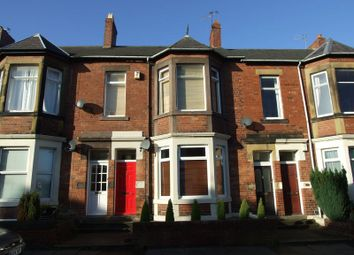 Thumbnail 2 bed flat to rent in Audley Road, Gosforth, Newcastle Upon Tyne