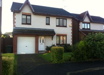 Thumbnail 4 bed detached house to rent in Guardwell Crescent, Liberton, Edinburgh