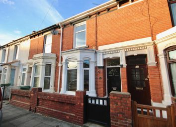 Thumbnail 3 bedroom terraced house for sale in Portchester Road, Portsmouth