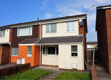 Thumbnail 3 bed end terrace house for sale in Northfield, Yate