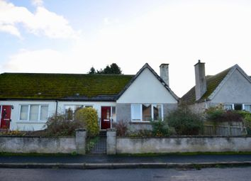 Thumbnail 2 bed semi-detached bungalow for sale in 8 Croft Road, Nairn