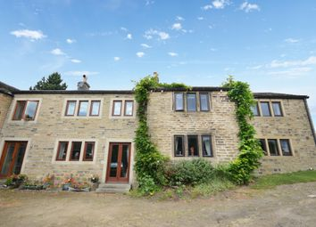 Thumbnail 3 bed semi-detached house for sale in Hill, Holmfirth, Huddersfield