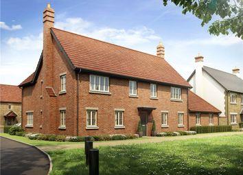 Thumbnail 4 bed detached house for sale in Chestnut Close, Burton Street, Marnhull, Sturminster Newton