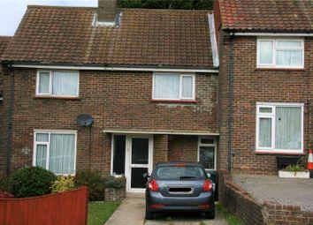Sandhurst Avenue, Woodingdean, Brighton BN2. 3 bed terraced house