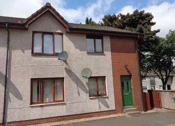 Thumbnail 2 bed flat for sale in Stirling Road, Tullibody, Alloa