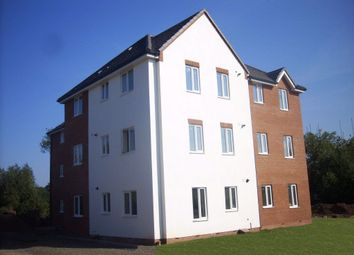 Thumbnail 2 bed flat to rent in Ledbury Court, Hereford