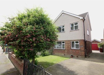Thumbnail 3 bed semi-detached house for sale in Mill Lane, Horndon-On-The-Hill, Stanford-Le-Hope