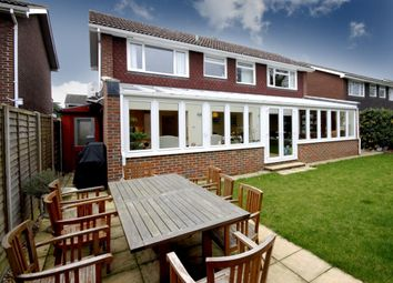 Thumbnail 4 bed detached house to rent in St Martin's Drive, Walton On Thames