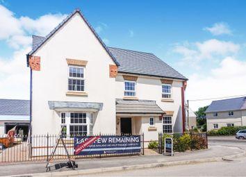 Thumbnail 5 bed detached house for sale in St. James Road, Cowbridge