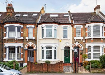 Thumbnail 5 bedroom terraced house for sale in Addison Road, London