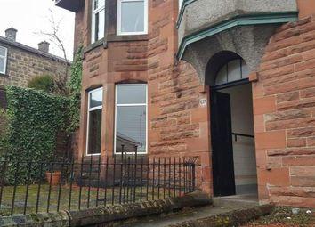 Thumbnail 1 bedroom flat to rent in Portl, And Street, Coatbridge