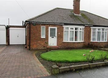 Thumbnail 2 bed bungalow for sale in Langdon Road, Westerhope, Newcastle Upon Tyne