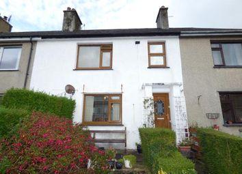 Thumbnail 4 bed terraced house for sale in Ty'n Rhos, Criccieth, Gwynedd