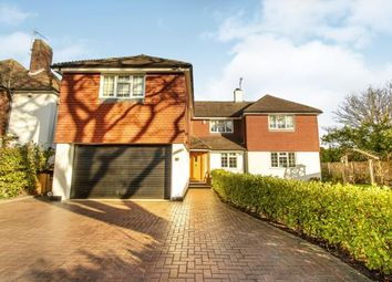 Thumbnail 5 bed detached house for sale in Woodham, Woking, Surrey