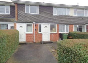Thumbnail 3 bed terraced house for sale in Breedon Drive, Lincoln
