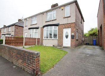 Thumbnail 3 bed semi-detached house for sale in Greenwood Road, Littledale, Sheffield