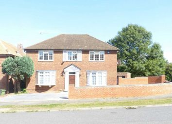 Thumbnail 4 bed detached house for sale in Hartfield Avenue, Elstree, Borehamwood