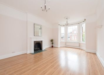 Thumbnail 3 bedroom flat to rent in Downside Crescent, London