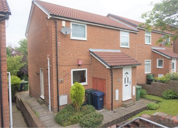 Thumbnail 2 bed flat for sale in Ravenscar Close, Newcastle Upon Tyne