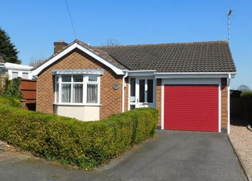Thumbnail 2 bed detached bungalow for sale in Berry Close, Ravenstone, Coalville