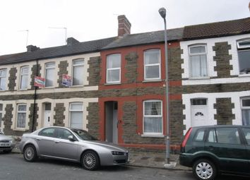 Thumbnail 3 bedroom terraced house to rent in Merthyr Street, Cathays, Cardiff